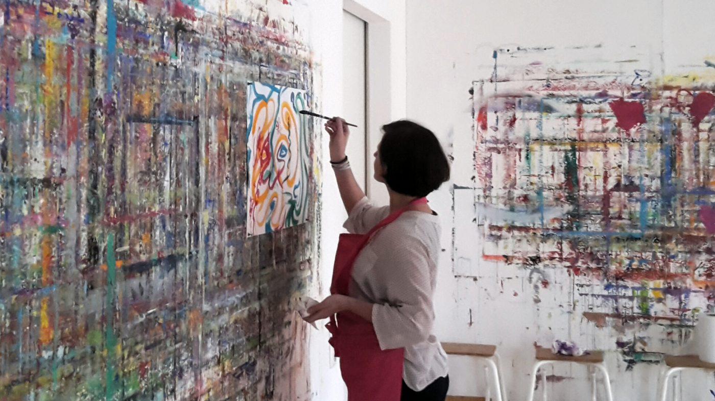 workshop intuitives malen für erwachsene